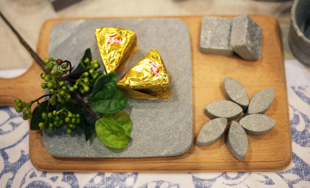 LifTe 北欧の暮らし HUKKADESIGN フィンランド 天然石