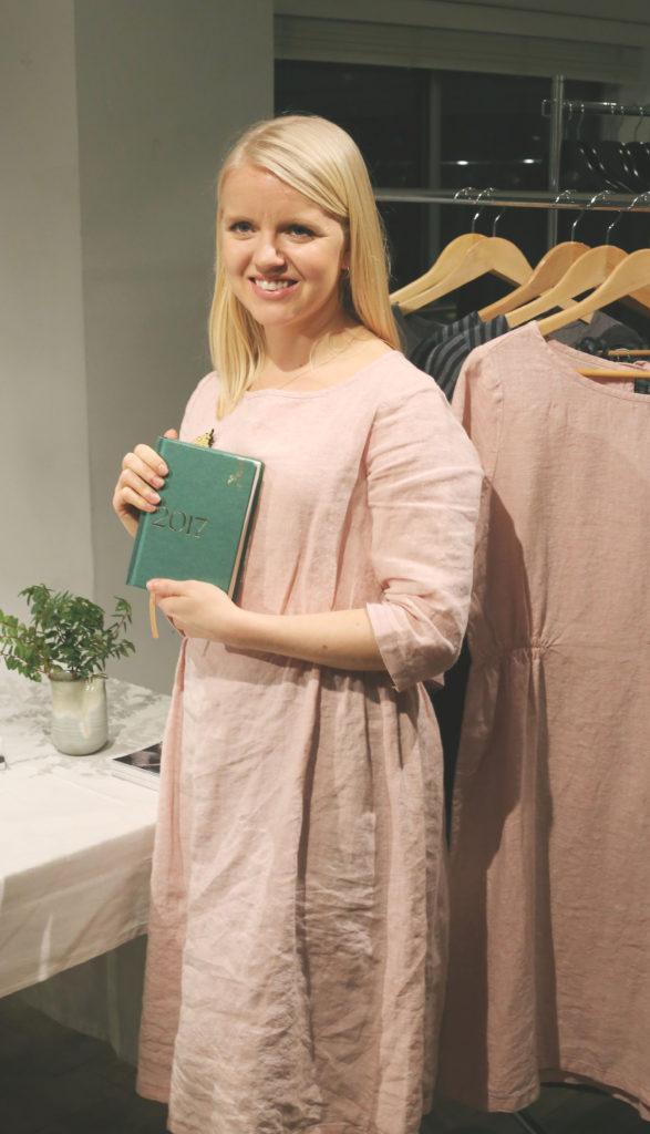 Cozy Books代表Heli Thorenさん