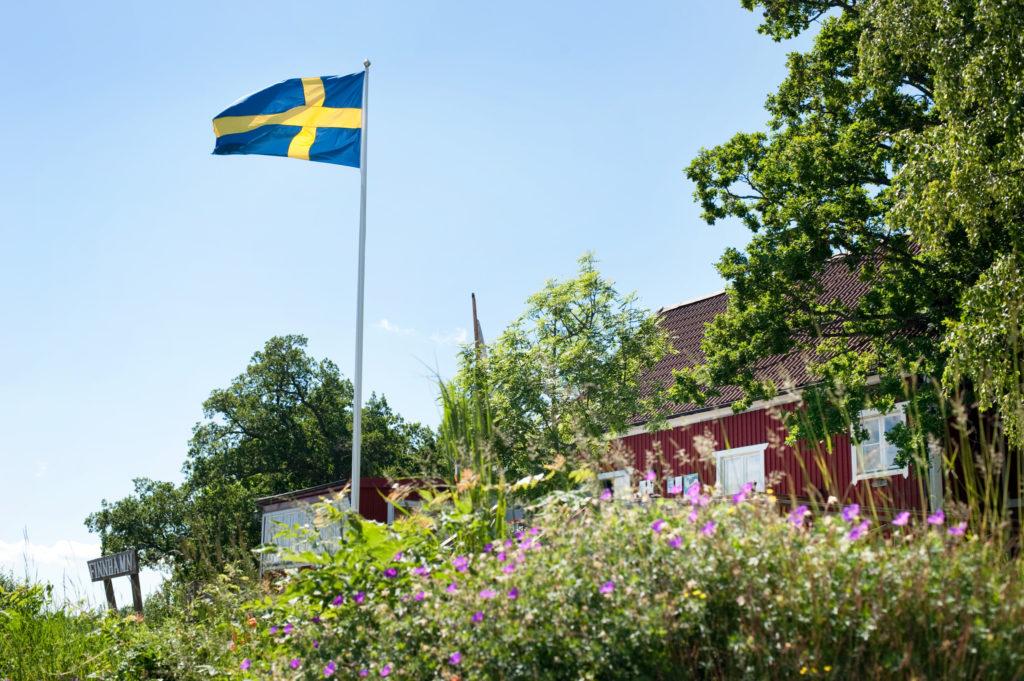 LifTe スウェーデン国旗