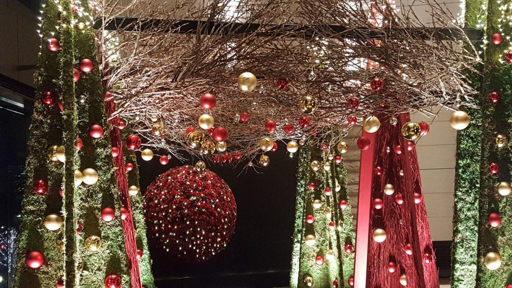 LifTe 北欧の暮らし ニコライ・バーグマン クリスマスイルミネーション 丸の内