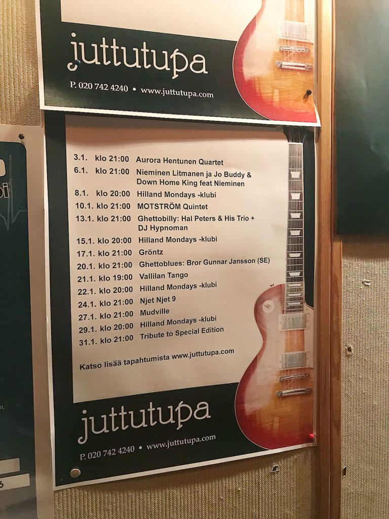 LifTe 北欧の暮らし Juttutupa ユットゥトゥパ Jazz ジャズ