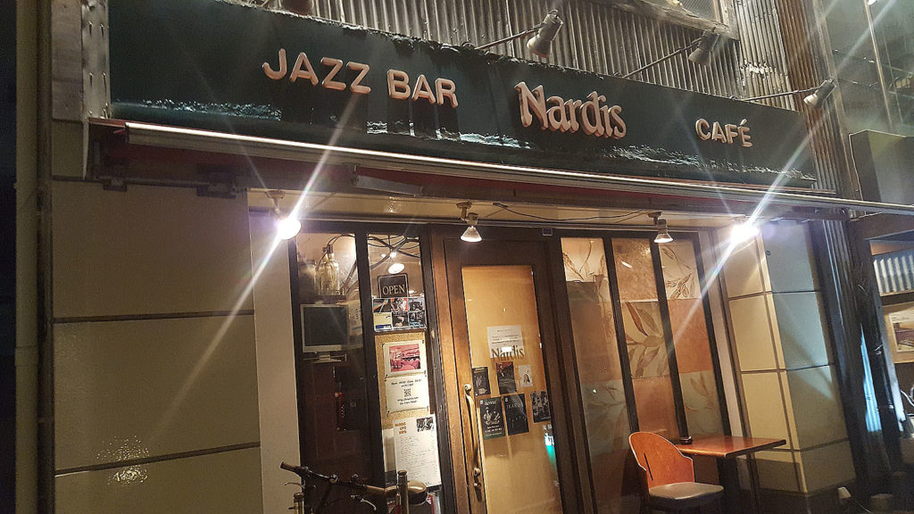 LifTe jazz bar nardis