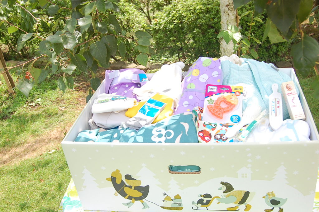 LifTe からだにいいことweekend フィンランド大使館 育児パッケージ