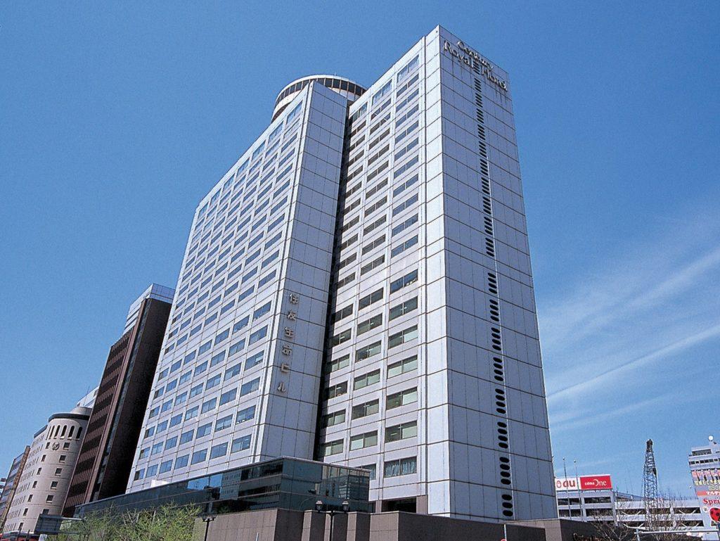 lifte スウェーデン 北海道 センチュリーロイヤルホテル 外観
