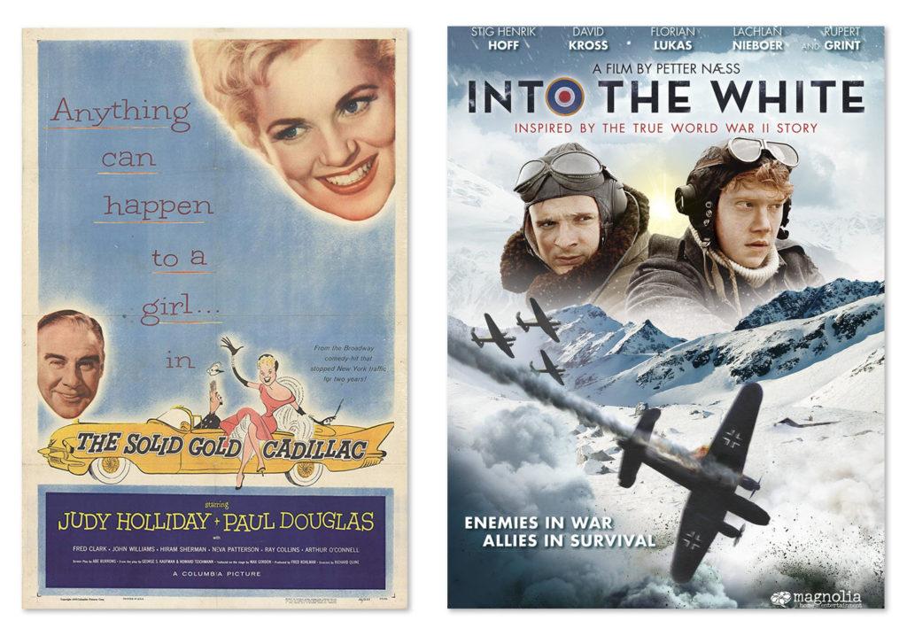 LifTe 北欧の暮らし イントゥザホワイト ノルウェー映画 ルパート・グリント 純金のキャデラック