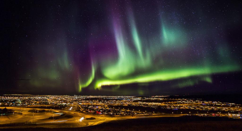 LifTe 北欧の暮らし アイスランド オーロラ