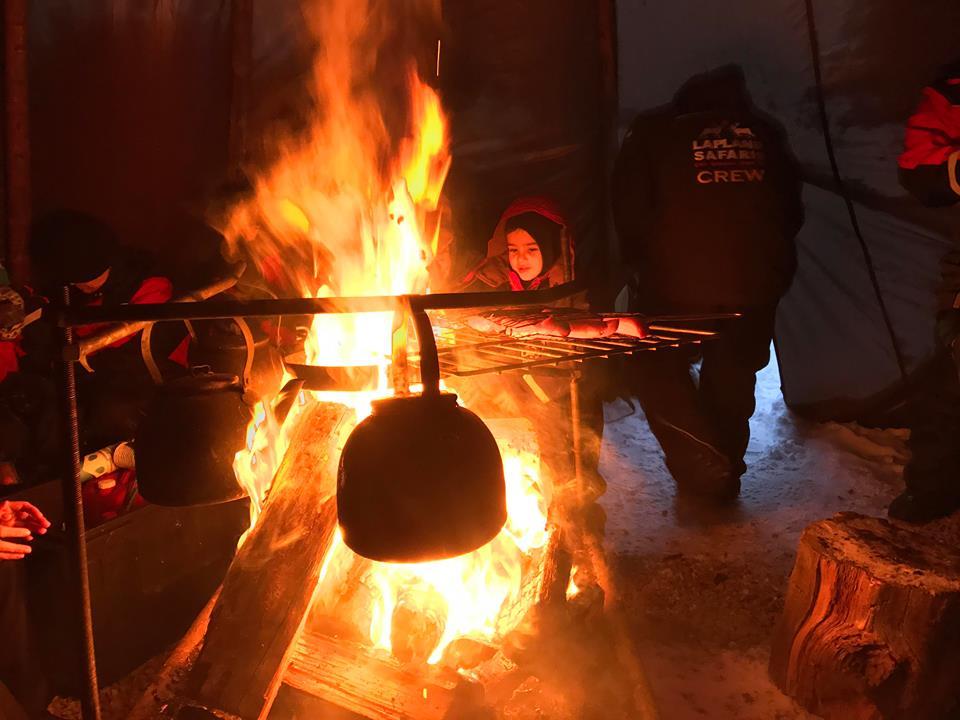 LifTe 北欧の暮らし 焚き火コーヒー サーリセルカ