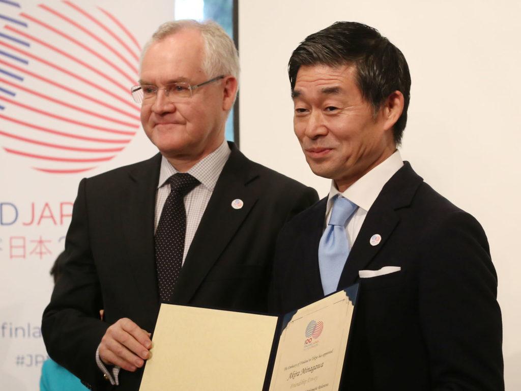 LifTe 北欧の暮らし フィンランド 日本 国交100周年 親善大使 皆川明2