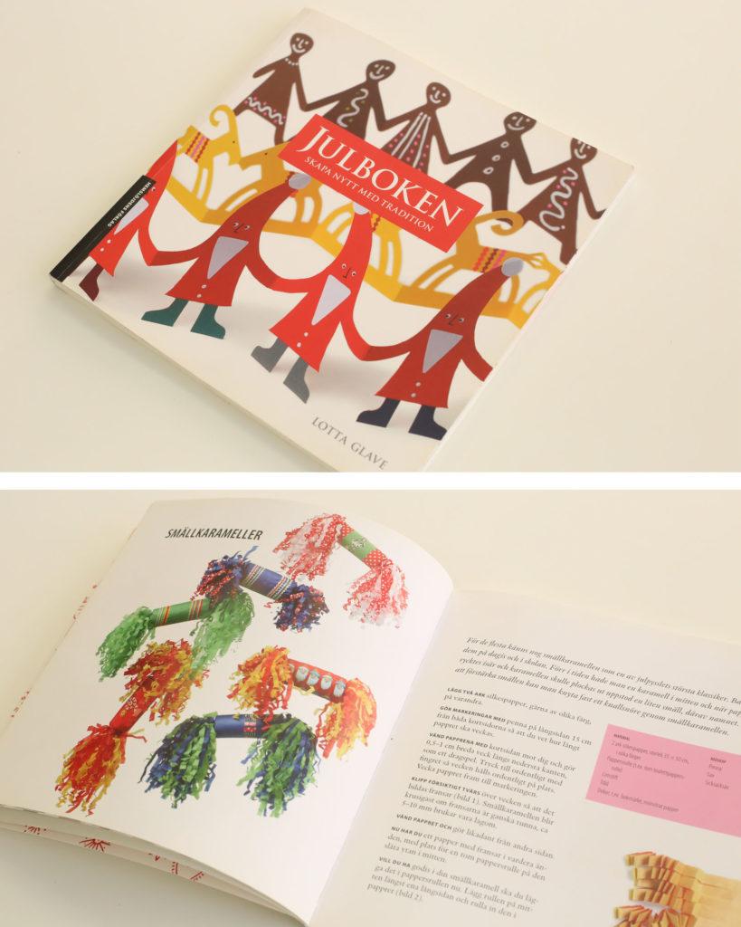 LifTe 北欧の暮らし 松屋銀座 ベンクト&ロッタ クリスマスクラフトブック