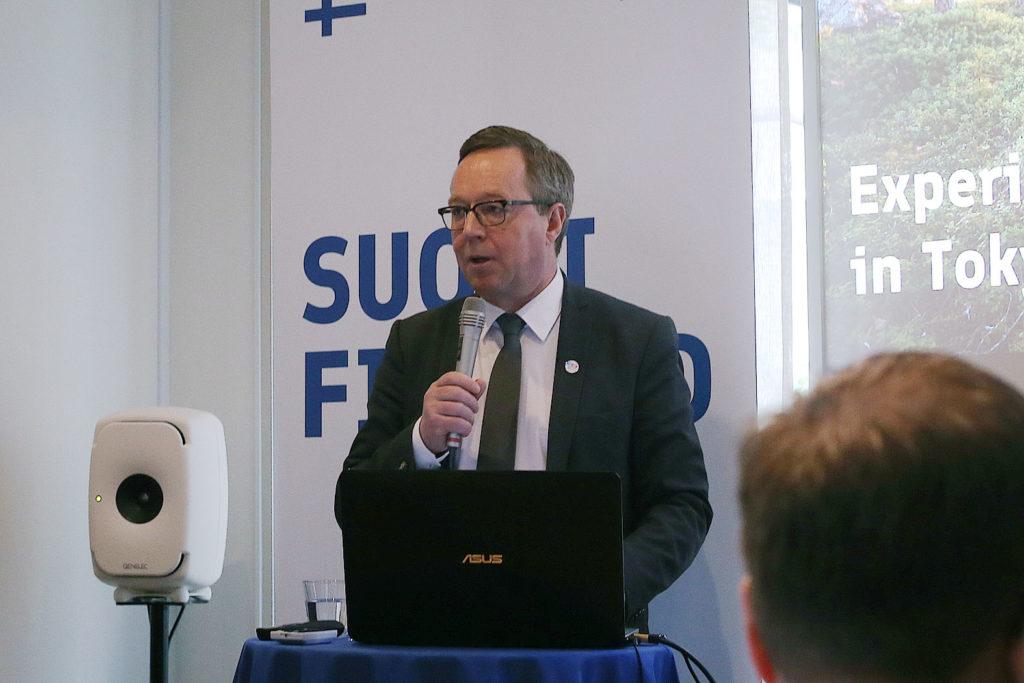 LifTe 北欧の暮らし フィンランド大使館 オリンピックパビリオン 経済産業大臣