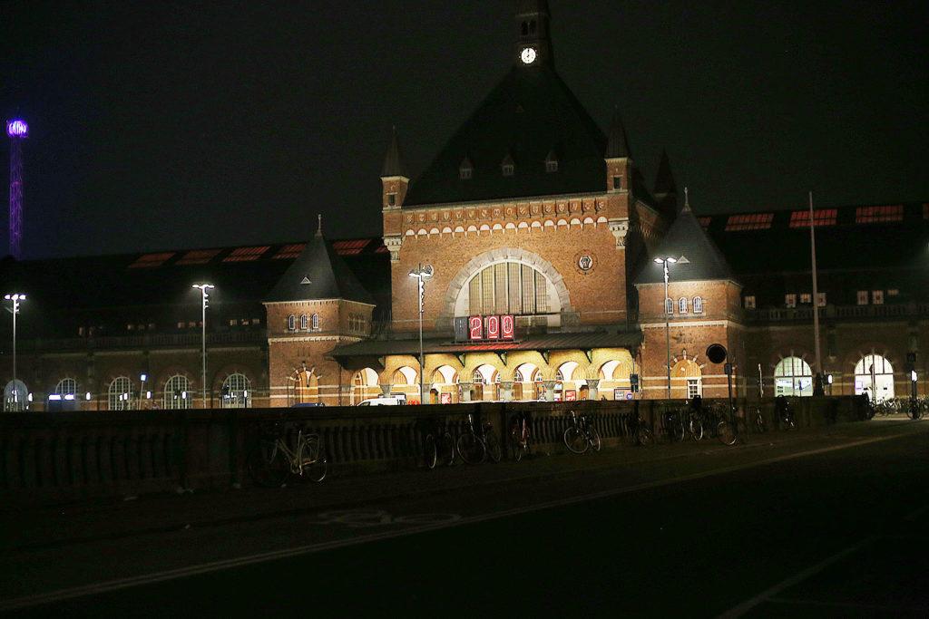 LifTe 北欧の暮らし コペンハーゲン中央駅