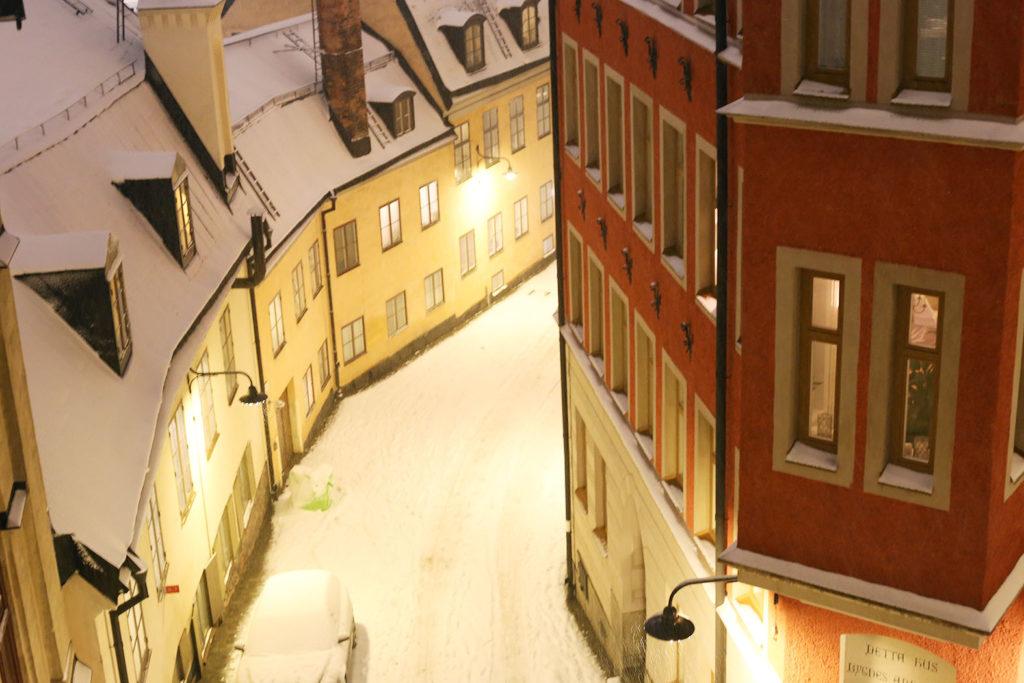 LifTe 北欧の暮らし 小説 ミレニアム ミカエル自宅側