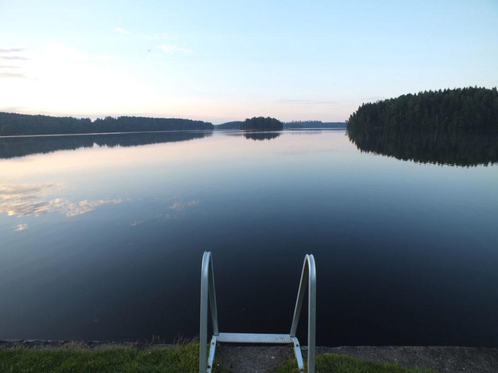 LifTe 北欧の暮らし 志娥慶香 湖