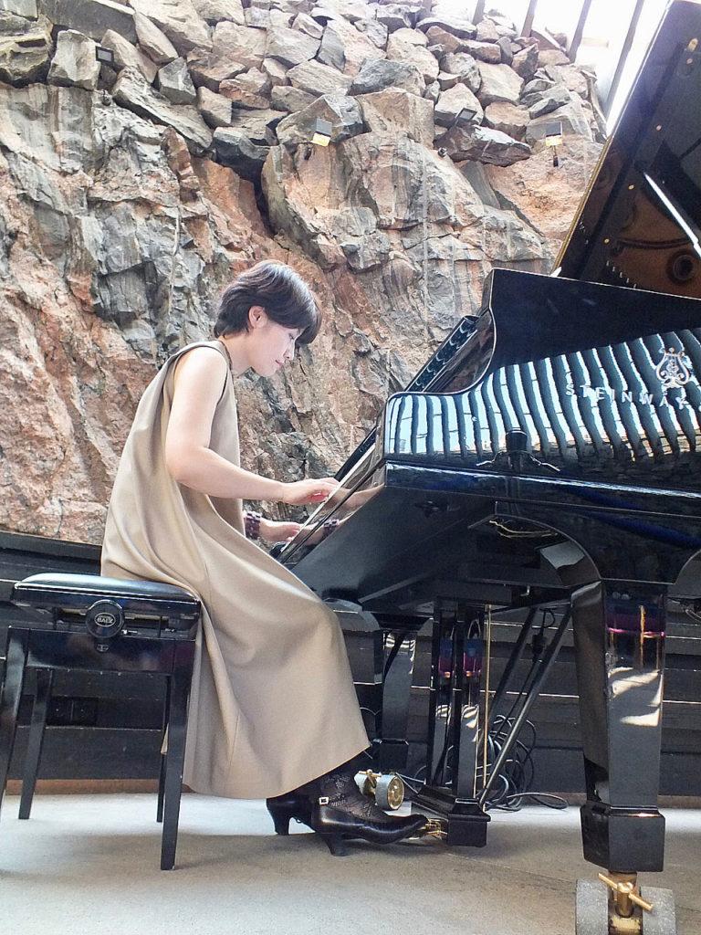 LifTe 北欧の暮らし 志娥慶香 テンペリアウキオ 演奏 リサイタル
