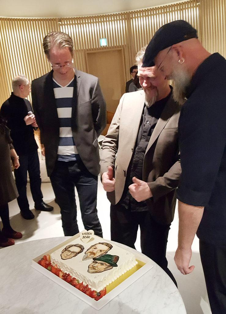 LifTe 北欧の暮らし Vasen スウェーデン お祝い