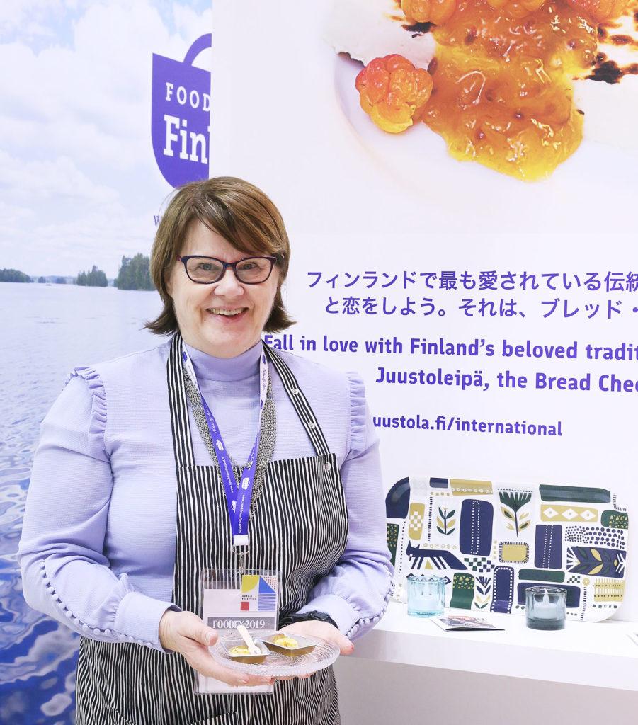 LifTe 北欧の暮らし Foodex フィンランドパビリオン レイパユースト Pirkko Suhonen(ピルッコ・スホネン)