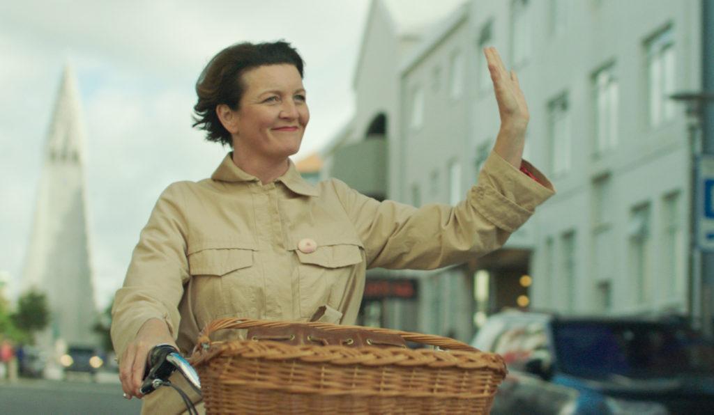 LifTe 北欧の暮らし アイスランド映画 たちあがる女 レイキャビク