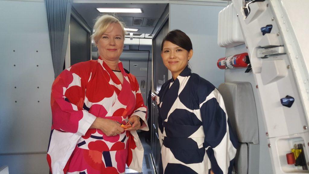 LifTe 北欧の暮らし フィンエアー SAKURAフライト finnair2