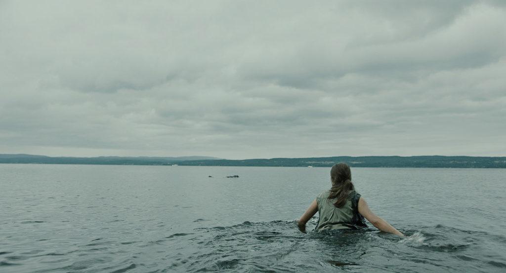 LifTe 北欧の暮らし ウトヤ島、7月22日 ノルウェー 湖