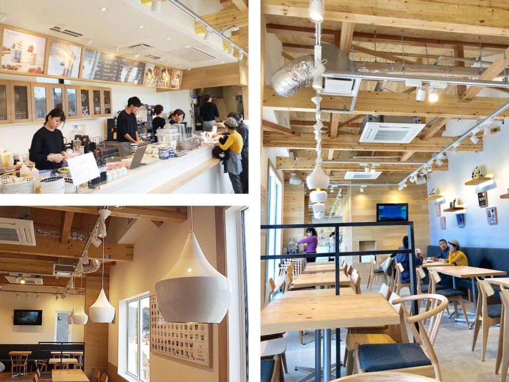 LifTe 北欧の暮らし metsa village メッツァビレッジ アラビア カフェ 内装