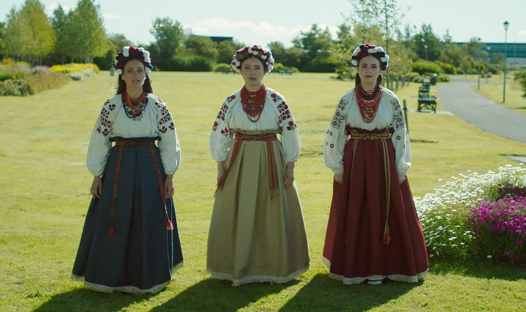 LifTe 北欧の暮らし アイスランド映画 たちあがる女 ウクライナ合唱