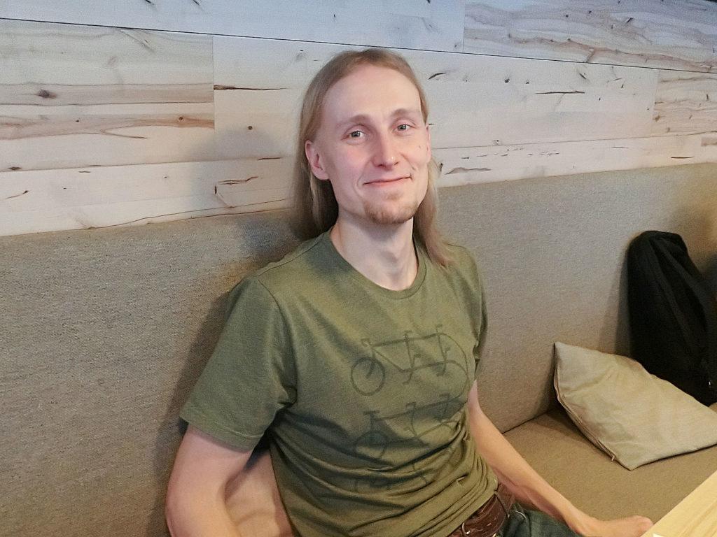 Lifte 北欧の暮らし サウナデイ Jaako Blomberg(ヤーッコ・ブルンベリ)