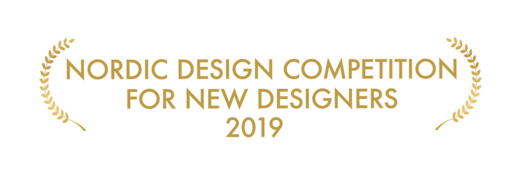 nordic design competition for new designers 2019