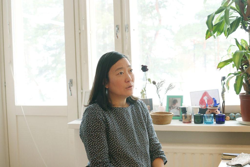LifTe 北欧の暮らし 島塚絵里 自宅 インタビュー