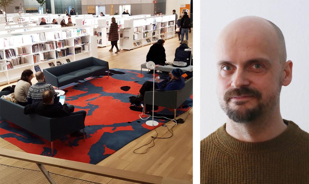 LifTe 北欧の暮らし ヘルシンキ フィンランド OODI 中央図書館 マッティ・ピックヤムサ ペンティ・サーリコスキ