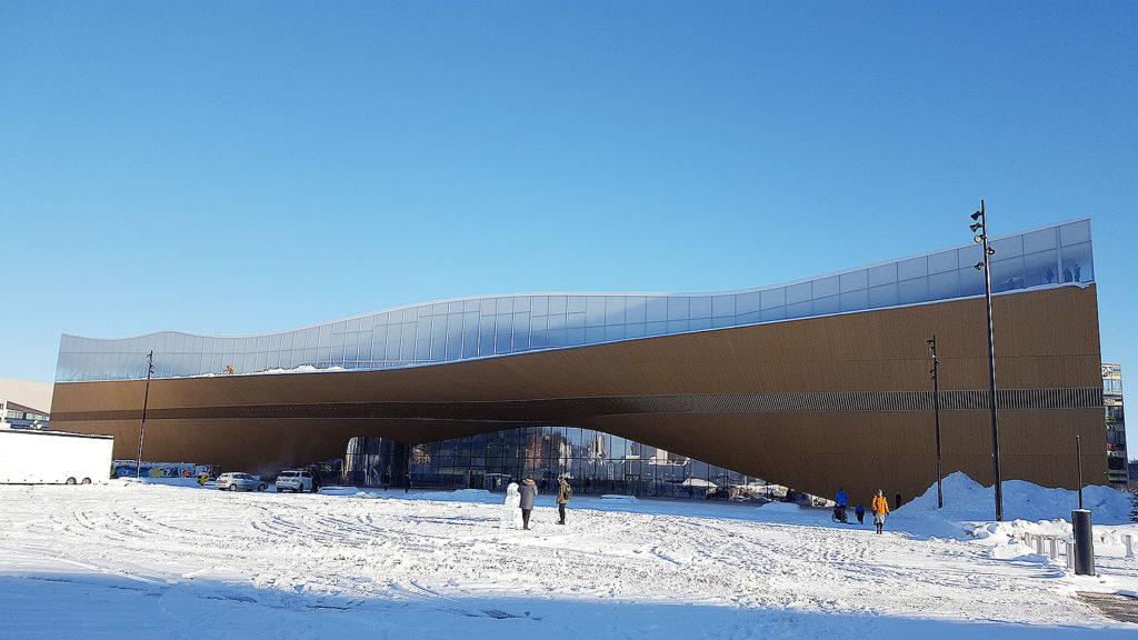 LifTe 北欧の暮らし 2019 ベスト10 OODI ヘルシンキ 公共図書館 世界一位