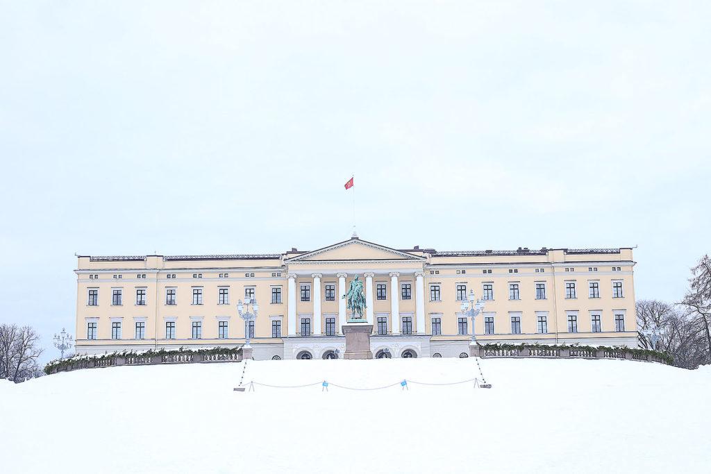 LifTe 北欧の暮らし オスロ ノルウェー王宮