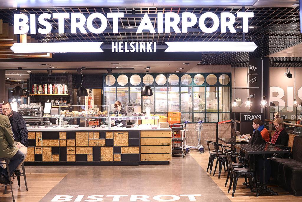LifTe 北欧の暮らし 北欧旅日記 フィンランド ヴァンター空港 ビストロ エアポート ヘルシンキ bistro airport helsinki