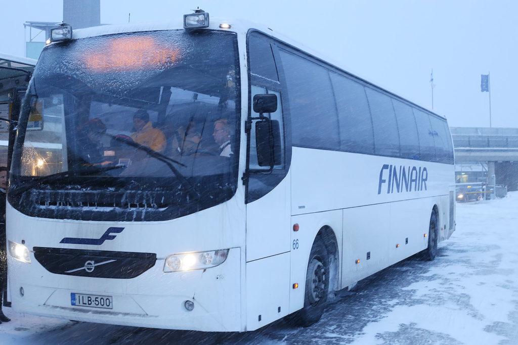 LifTe 北欧の暮らし 北欧旅日記 フィンランド フィンエアーバス finnair