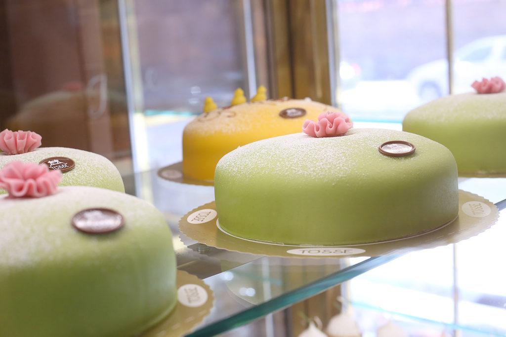 LifTe 北欧の暮らし スウェーデン プリンセスケーキ TOSSE トッセ ストックホルム