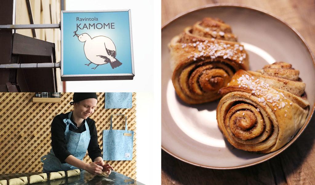LifTe 北欧の暮らし シナモンロールの日 かもめ食堂 レストランかもめ ravintola kamome