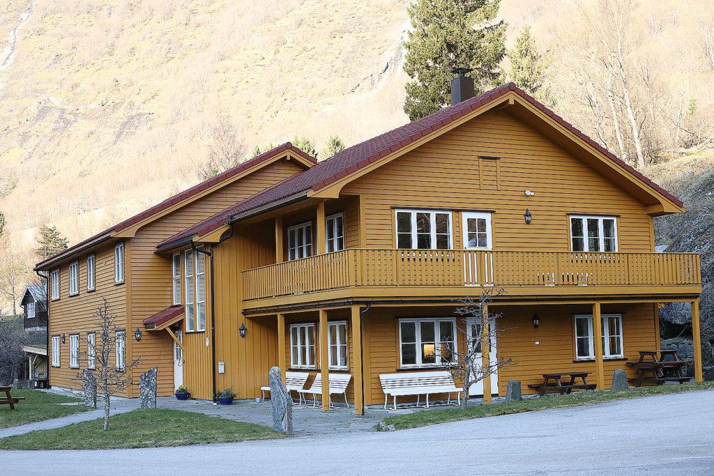 LifTe 北欧の暮らし ノルウェー フロム ユースホステル フィヨルド HI Flåm 宿泊施設