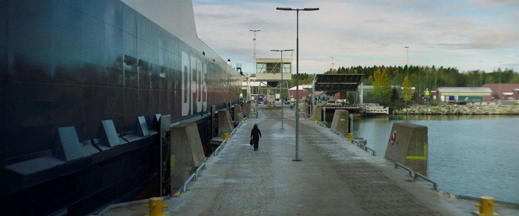 LifTe 北欧の暮らし ボーダー二つの世界 スウェーデン フェリー