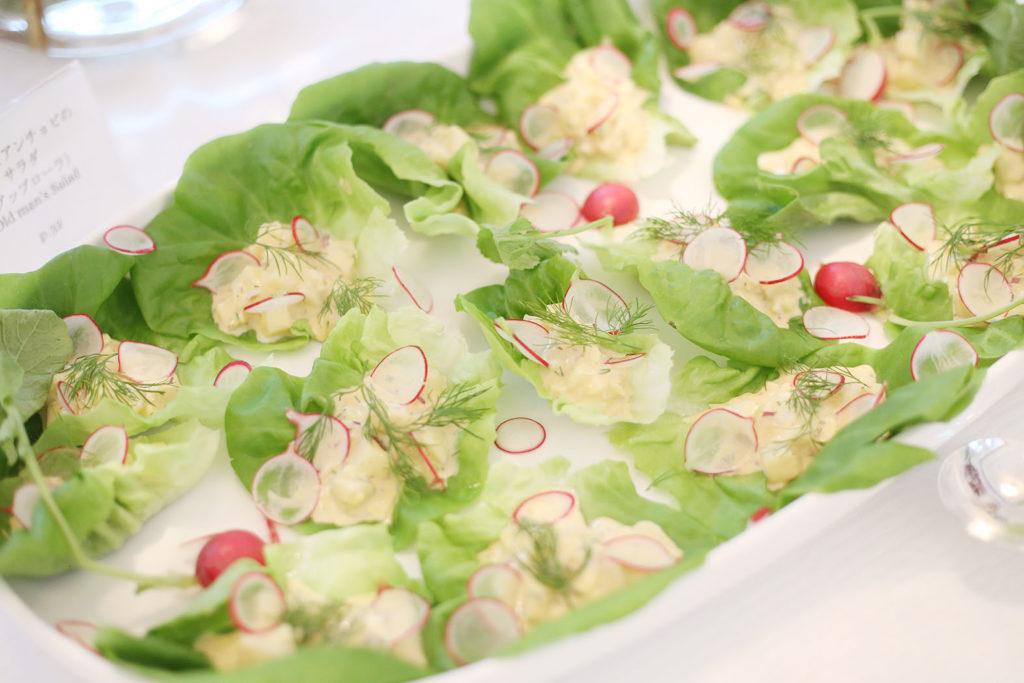 LifTe 北欧の暮らし レチェル・クー スウェーデンのキッチン 新刊 ゆで卵とアンチョビのサラダ