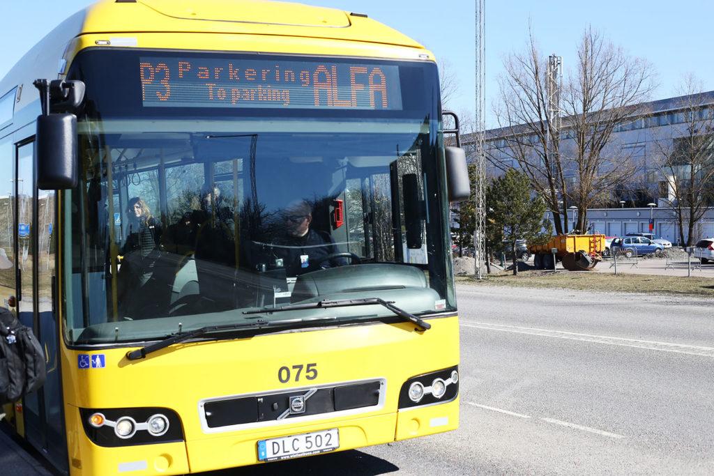 LifTe 北欧の暮らし スウェーデン アーランダ空港 ステイジャンボ ユースホステル 巡回バス