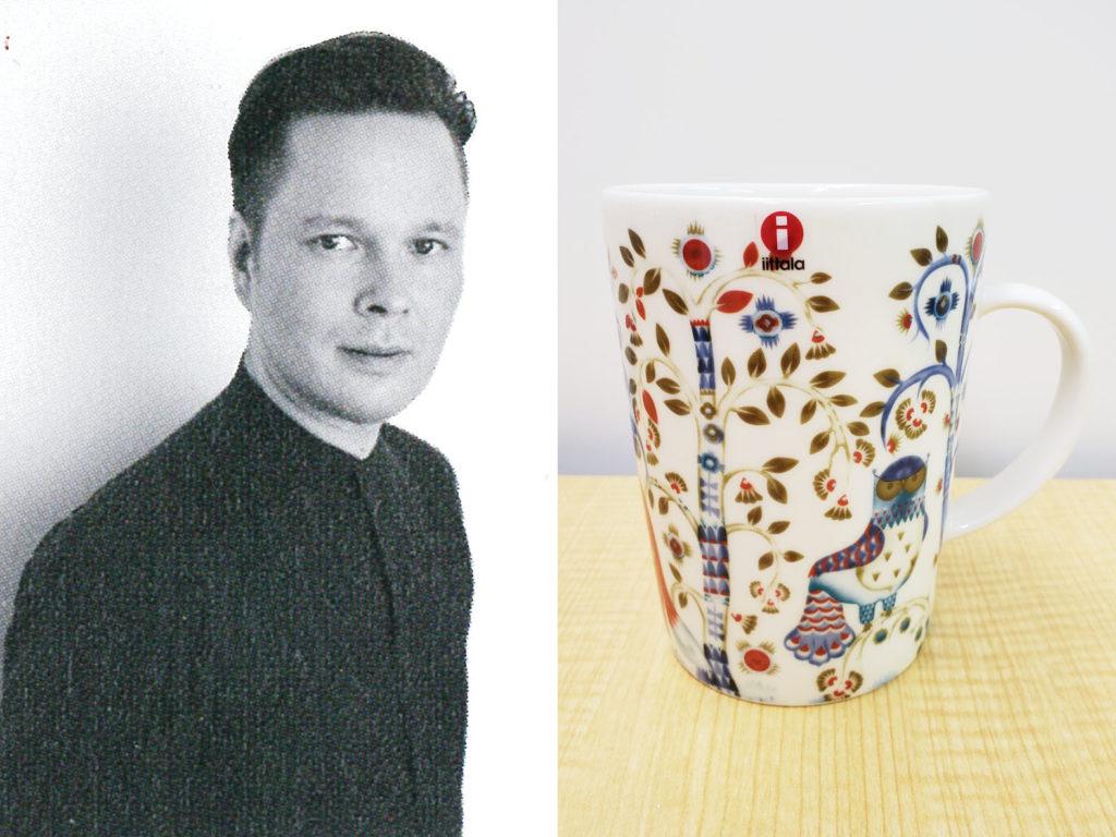 LifTe 北欧の暮らし GINZA SIX クラウス・ハーパニエミ マグカップ イッタラ