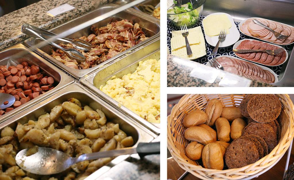 LifTe 北欧の暮らし ユースホステル ヘルシンキ ユーロホステル 朝食 ライ麦パン カタヤノッカ