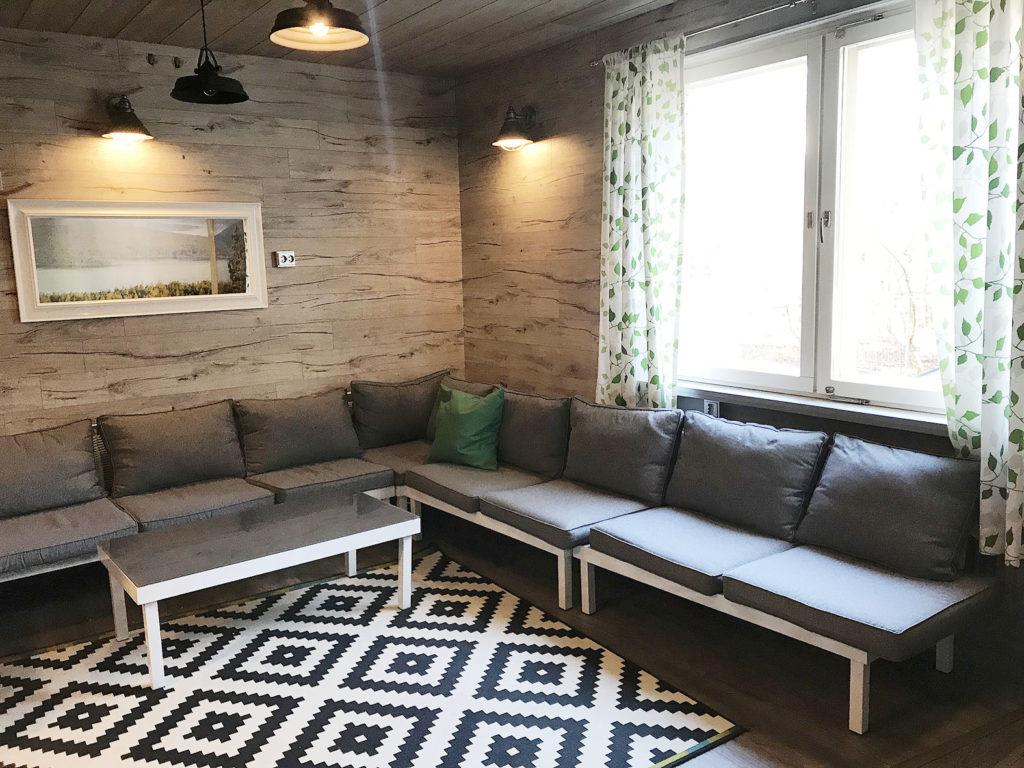 LifTe 北欧の暮らし ユースホステル ヘルシンキ ユーロホステル ミーティングルーム カタヤノッカ