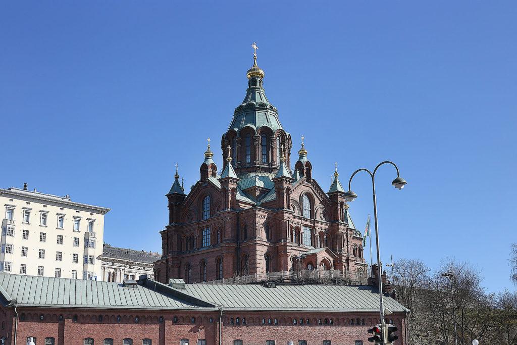 LifTe 北欧の暮らし ユースホステル ヘルシンキ ユーロホステル ウスペンスキー教会 カタヤノッカ カタヤノッカ