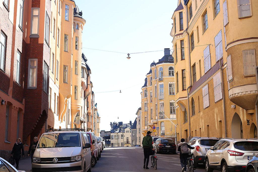 LifTe 北欧の暮らし ユースホステル ヘルシンキ ユーロホステル カタヤノッカ