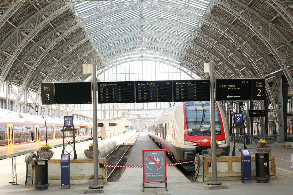 LifTe 北欧の暮らし ユーレイルパス 駅 改札がない