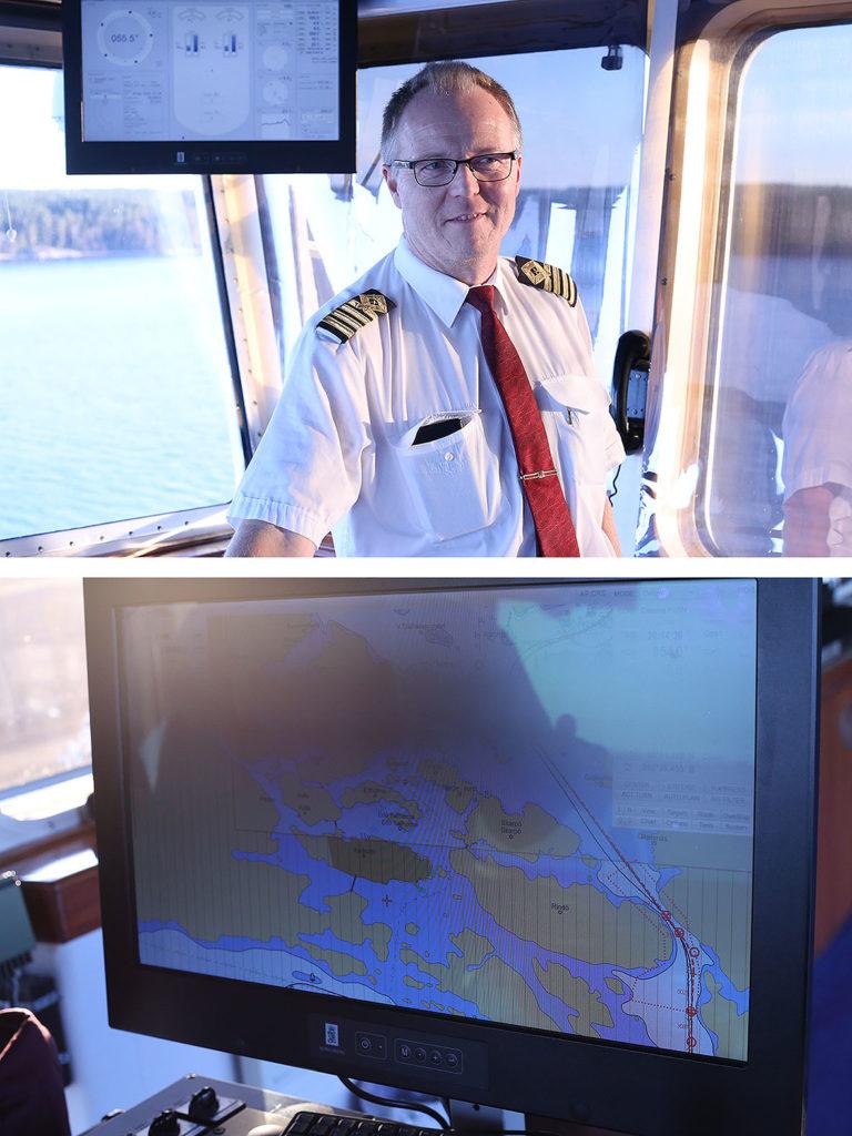 LifTe 北欧の暮らし ユーレイルパス バイキングライン 航海