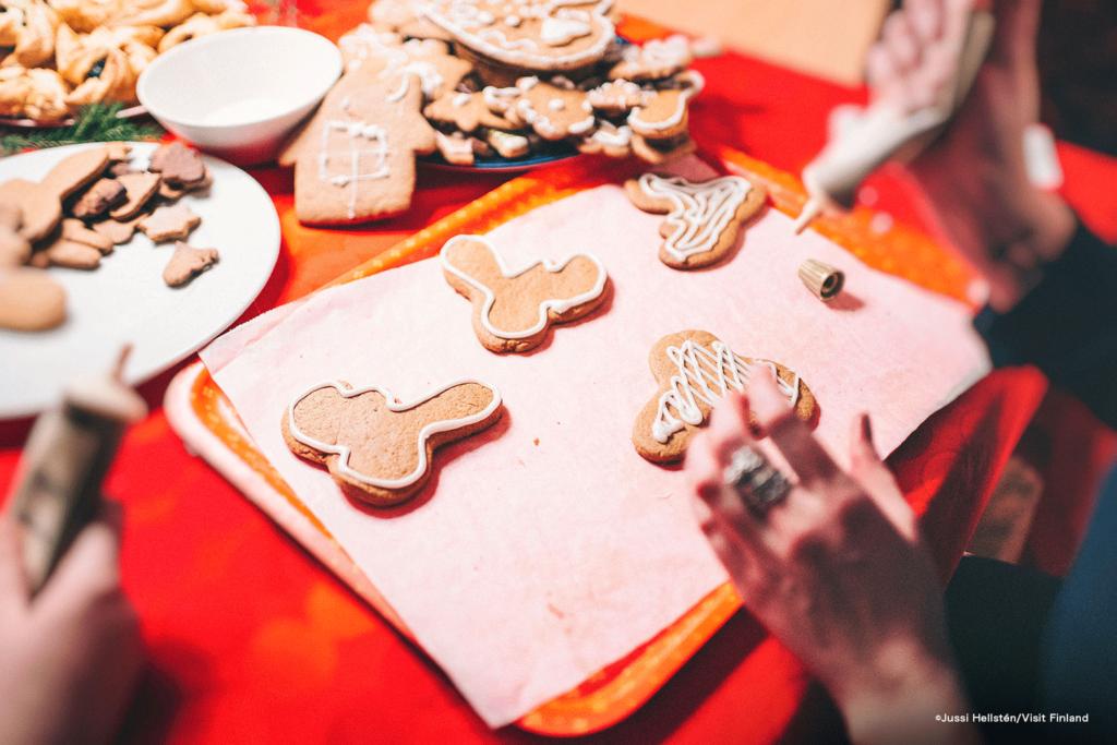 LifTe 北欧の暮らし フィンランド クリスマス ジンジャーブレッド ジンジャークッキー