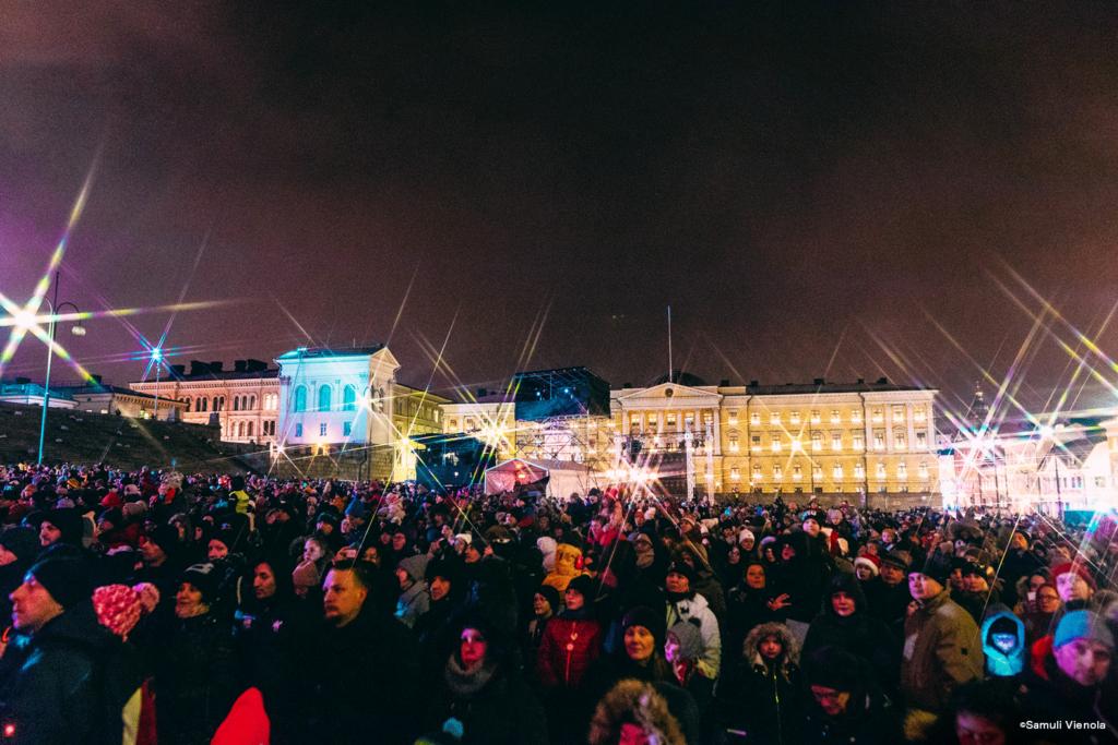 LifTe 北欧の暮らし フィンランド ヘルシンキ 大晦日