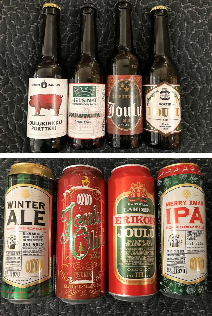 LifTe 北欧の暮らし フィンランド クリスマス クリスマスビール