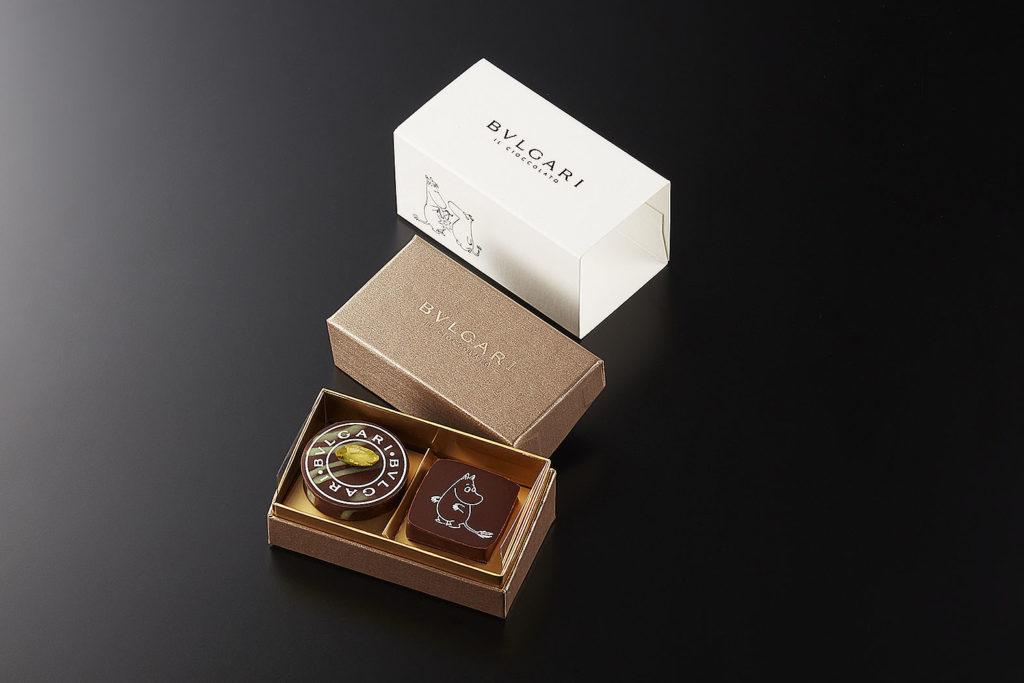 LifTe 北欧の暮らし ブルガリ ムーミン チョコレート ブルガリ イル・チョコラート